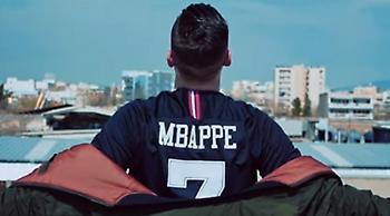 Τραγούδι Έλληνα ράπερ για τον Εμπαπέ (video)