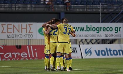 Πρώτη φιλική νίκη για Αστέρα, 1-0 τον Πανιώνιο