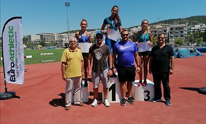 Νέο πανελλήνιο ρεκόρ από Ντραγκομίροβα
