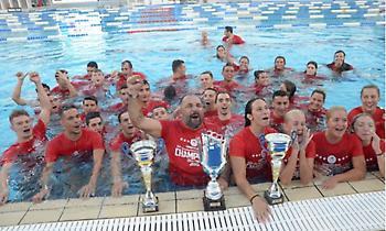 Πρωταθλητής Ελλάδος στην κολύμβηση για 24η σερί χρονιά ο Ολυμπιακός