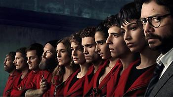 La Casa de Papel: Ο τρίτος κύκλος διέλυσε τα ρεκόρ τηλεθέασης του Netflix παγκοσμίως
