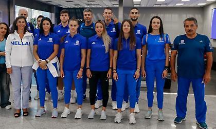 Χωρίς την Μπελιμπασάκη η Εθνική στο Ευρωπαϊκό Ομάδων στίβου