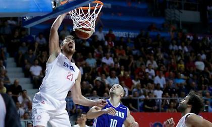 «Σούπερ» Σερβία, πλησίασε την κατοστάρα με Φινλανδία με Μιλουτίνοφ