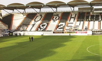 Ποδοσφαιρικός πολιτισμός: «Χρόνια πολλά» του ΟΦΗ στον Εργοτέλη