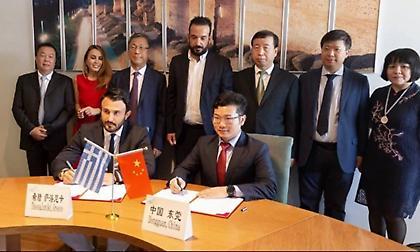 Έκλεισε το deal - Συμβάλλουν οικονομικά στο «Κλεάνθης Βικελίδης» οι Κινέζοι