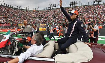 Παραμένει μέχρι τα 2022 το Μεξικό στη F1