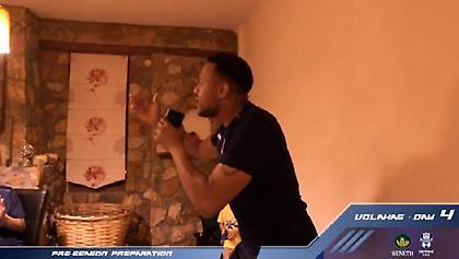 Ο Χουάντερσον τραγουδάει «Ai Se Eu Te Pego» και αποθεώνεται! (video)