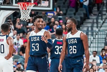 Προαγωγή για δύο, «κόπηκαν» ισάριθμοι μετά το πρώτο τεστ της Team USA
