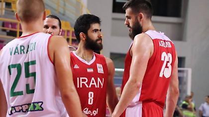 Νίκη του Ιράν επί της Ουγγαρίας στο Ηράκλειο