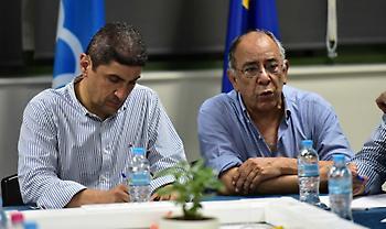 «Μόλις στο 20% η ετοιμότητα των Παράκτιων Μεσογειακών Αγώνων»