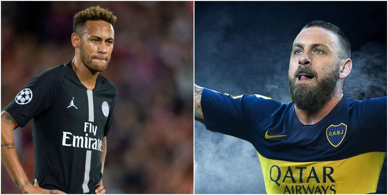 Τι ποδόσφαιρο θέλουμε; Αυτό του Νεϊμάρ ή εκείνο του Ντε Ρόσι;