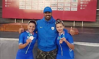 Παγκόσμιο Κύπελλο Κεμπέκ: Χάλκινο μετάλλιο για το ελληνικό γυναικείο tandem των Καλατζή/Μηλάκη