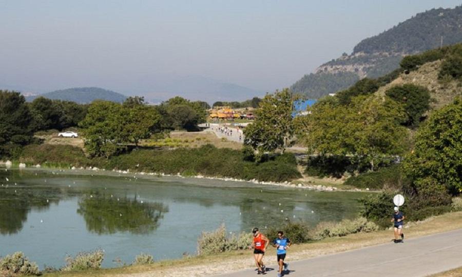 Συνεχίζονται οι εγγραφές για το IOANNINA LAKE RUN