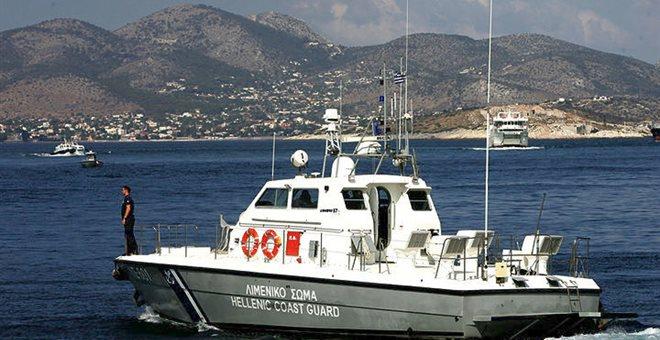 Προσάραξη σκάφους με 13 επιβάτες νότια των Λειψών