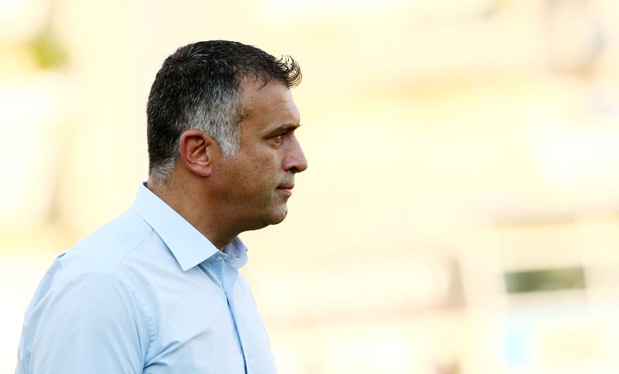 Αναστασίου: «Δύσκολο αυτή την εποχή να παίξουμε στα όριά μας, τώρα το πρωτάθλημα»
