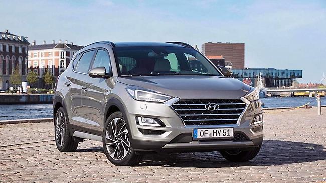 Νέο Hyundai Tucson, diesel και υβριδικό