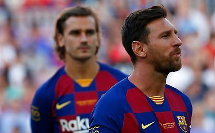 Αρχή χωρίς… Μέσι στη La Liga
