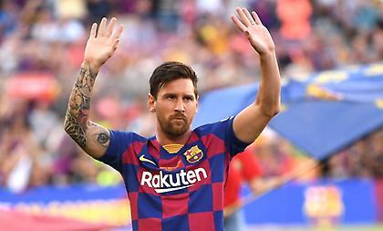 Θα απουσιάσει από την πρεμιέρα της La Liga o Μέσι!