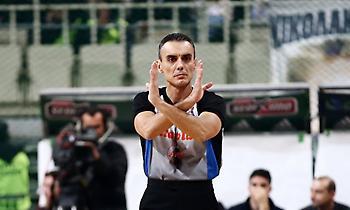 Στην επίσημη λίστα των διαιτητών για το Παγκόσμιο ο Πουρσανίδης