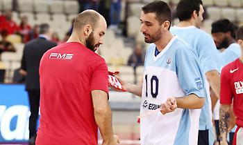 Σταμάτησε το μπάσκετ ο Γεωργαλλής (pic)