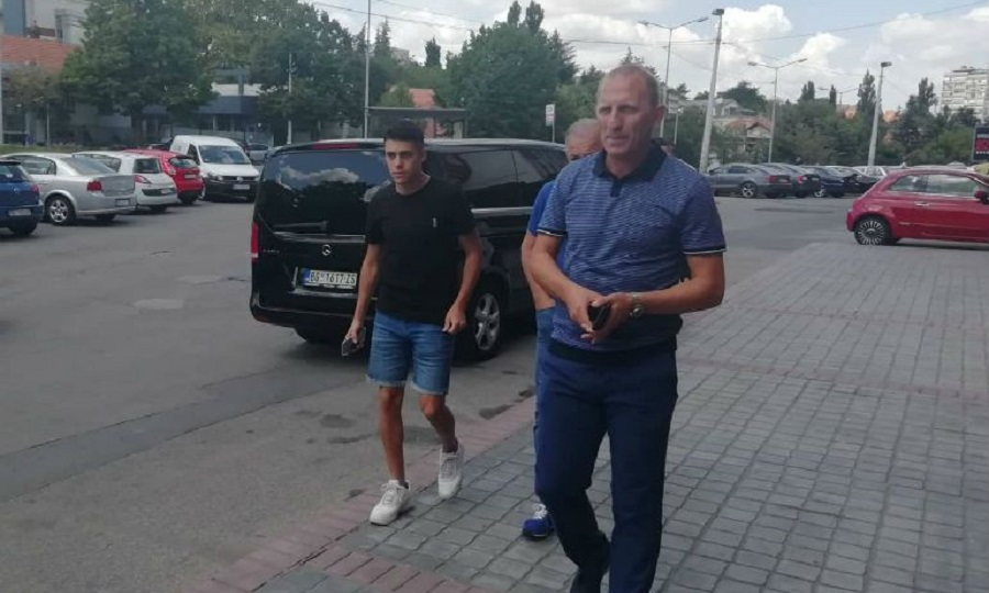 Στο Βελιγράδι ο Ματέο Γκαρσία, μιλάει με τον Ερυθρό Αστέρα!