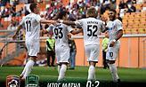 Στο ρελαντί η Κράσνονταρ 2-0 την Ταμπόφ