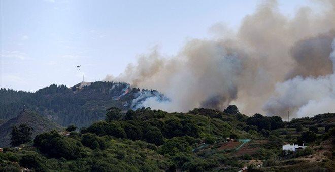 Ισπανία: Νέα πυρκαγιά στη Γκραν Κανάρια - Εκκενώθηκε περιοχή και ξενοδοχείο
