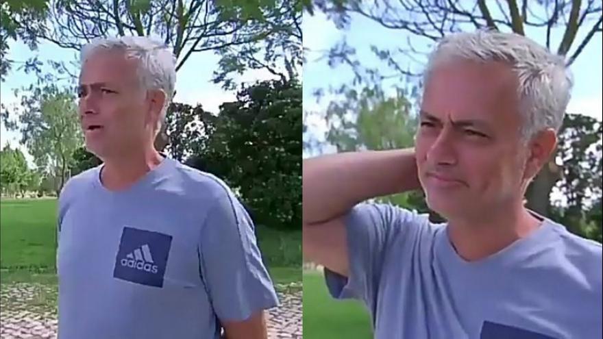 Βούρκωσε ο Μουρίνιο: «Μου λείπει το ποδόσφαιρο» (video)