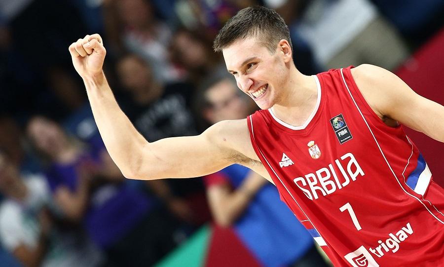 Μπογκντάνοβιτς στον ΣΠΟΡ 94,6: «Φανταστικός παίκτης ο Σλούκας –  Ο Γιάννης είναι ο MVP»