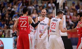 Σιμόνοβιτς στο sport-fm.gr: «Η Ελλάδα παίζει εξαιρετικά με τον Γιάννη-Όπλο μας το ύψος»