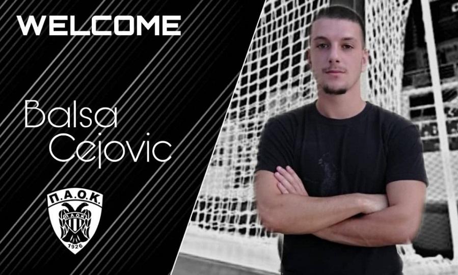Ανακοίνωσε Μαυροβούνιο εξτρέμ ο ΠΑΟΚ