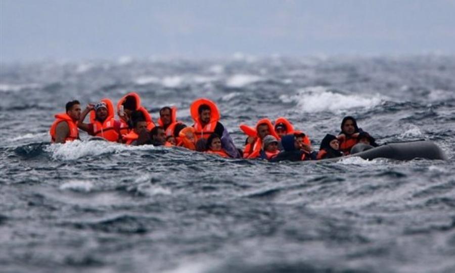 Τουρκία: Συνελήφθησαν 330 μετανάστες που προσπαθούσαν να φθάσουν στη Λέσβο