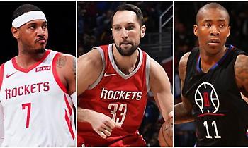 Οι 10 σημαντικότεροι Free Agents του NBA