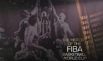Το δεύτερο μέρος του ντοκιμαντέρ της FIBA για το Παγκόσμιο Κύπελλο!