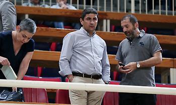 Αυγενάκης: «Περαστικά στον Αθηναίου, καλή επιτυχία στην Εθνική»