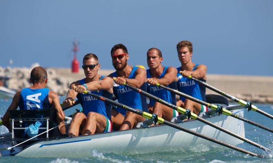 Μεσογειακοί Παράκτιοι Πάτρας: Γνωρίστε το Rowing Beach Sprint