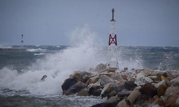Καιρός: Έρχονται θυελλώδεις άνεμοι – Έκτακτο δελτίο από την ΕΜΥ