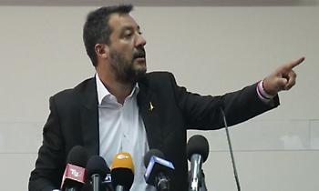 Ιταλία: «Ταφόπλακα» στη συγκυβέρνηση Πέντε Αστέρων - Λέγκας;