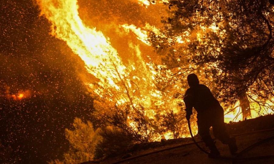 Φωτιά στην Εύβοια: Καταρρίπτεται το άλλοθι του βασικού υπόπτου