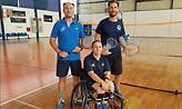 Στο Παγκόσμιο πρωτάθλημα Para Badminton η Κοροκίδα