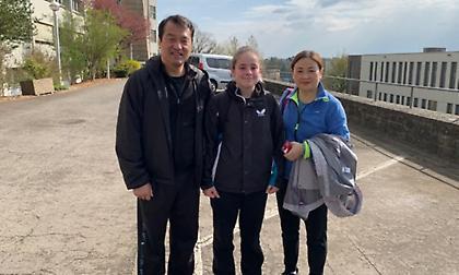 Επιτραπέζια αντισφαίριση: Η 12χρονη Γκαϊντατζή στη Hopes Squad της παγκόσμιας ομοσπονδίας