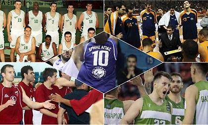 Ερμής Αγιάς: Πέμπτη διαφορετική ομάδα από τη Λάρισα στην Basket League! (πίνακες)