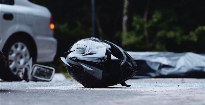 Eurostat: Πρώτη η Ελλάδα σε δυστυχήματα με μοτοσικλέτες