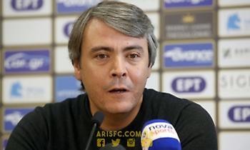 Παραιτήθηκε από τον Άρη ο Διαμαντόπουλος για προσωπικούς λόγους