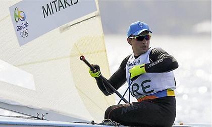 Στην 6η θέση ο Γιάννης Μιτάκης στον αγώνα test event της Ενοσίμα