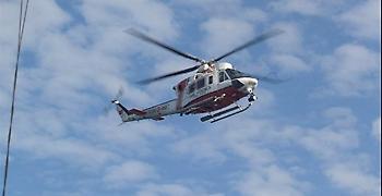 Ιδιωτικό ελικόπτερο κατέπεσε στον Πόρο