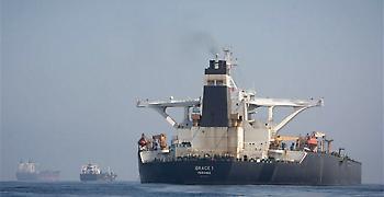 Οι ΗΠΑ θα αναλάβουν δράση αν το ιρανικό τάνκερ δώσει πετρέλαιο στην Συρία
