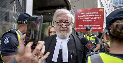 Αυστραλία: Παραμένει στη φυλακή ο Πελ για σεξουαλική κακοποίηση ανηλίκων