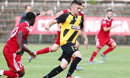 Στην U-21 της Βοσνίας ο Σαμπανάτζοβιτς