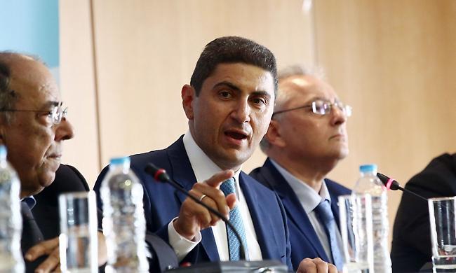 Αυγενάκης: «Στοίχημα για τη χώρα οι Μεσογειακοί Αγώνες, στόχος μας η διαφάνεια»